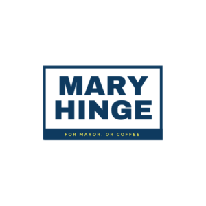 An alternate Logo from Mary Hinge - the Funny and Rude Mug Shop - We Hope no-one sees this one