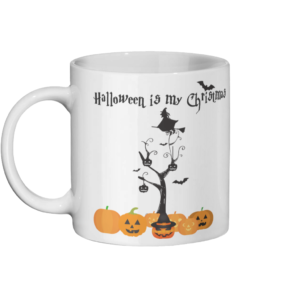 Halloween is my Christmas Mug-Left-side-3.png